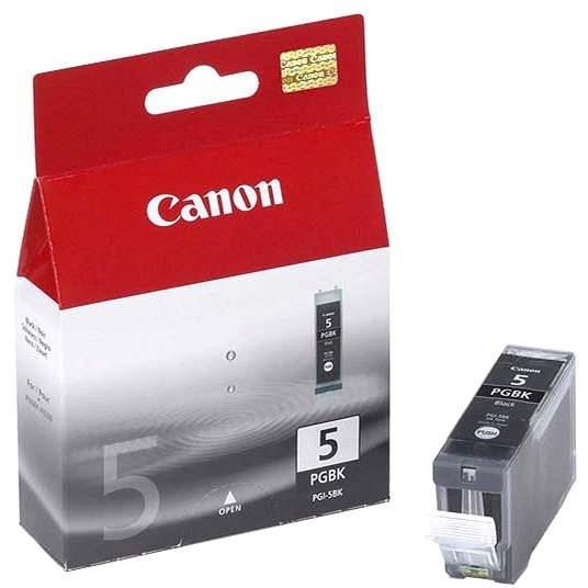 Canon PGI-5BK fekete - Tintapatron