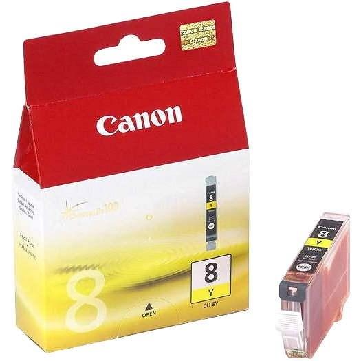 Canon CLI-8Y sárga - Tintapatron