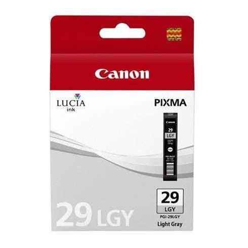 Canon PGI-29 LGY világosszürke - Tintapatron