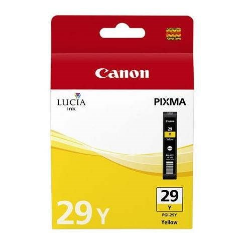 Canon PGI-29Y sárga - Tintapatron