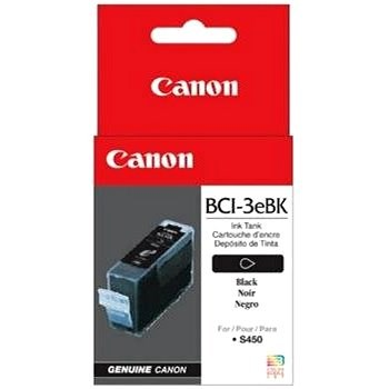 Canon BCI3eBK fekete - Tintapatron