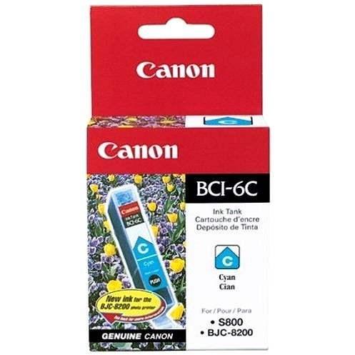 Canon BCI6C cián - Tintapatron