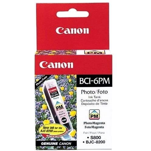 Canon BCI6PM  fotó piros (fotó magenta) - Tintapatron