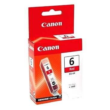 Canon BCI6R piros - Tintapatron