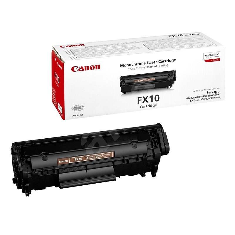 Canon FX-10 fekete - Toner