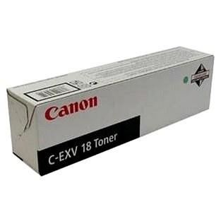 Canon C-EXV 18 fekete - Toner