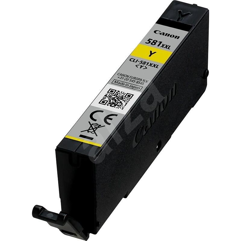 Canon CLI-581Y XXL sárga - Tintapatron