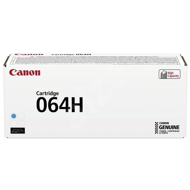 Canon CRG 064H cián - Toner