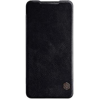 Nillkin Qin Book tok Xiaomi Mi9 SE készülékhez, fekete - Mobiltelefon tok