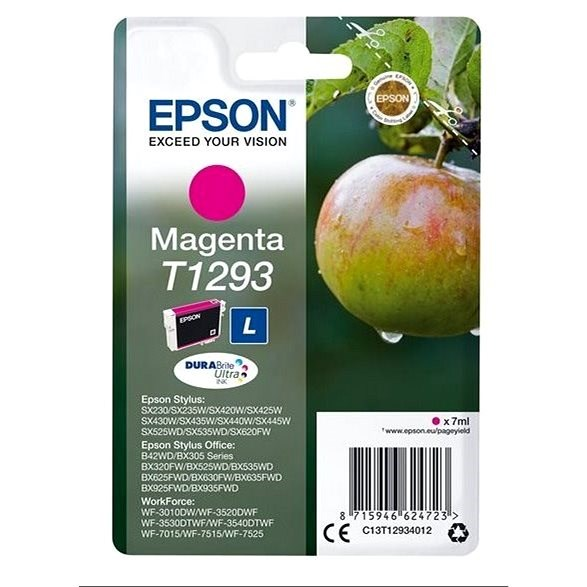Epson T1293 magenta - Tintapatron