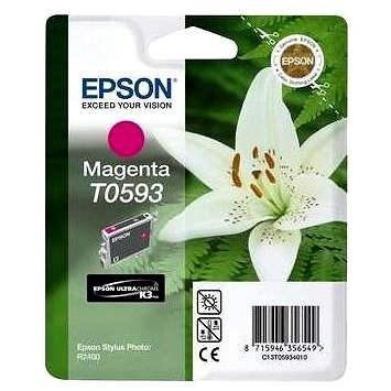 Epson T0593 magenta - Tintapatron