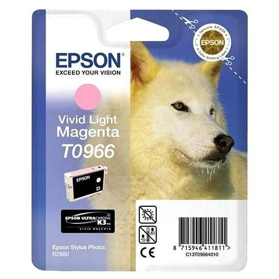 Epson T0966 világos magenta - Tintapatron