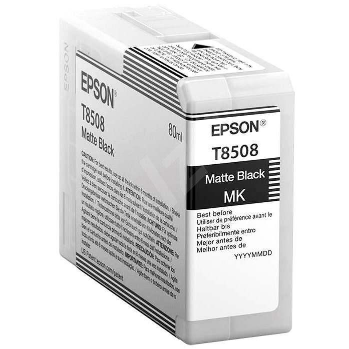 Epson T7850800 matt fekete - Tintapatron