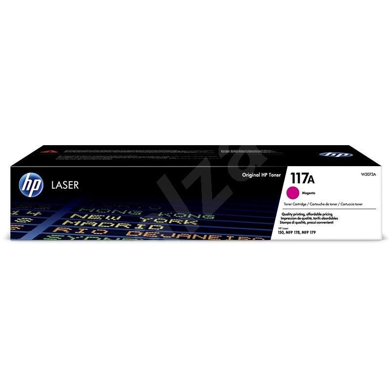 HP W2073A sz. 117A, magenta - Toner