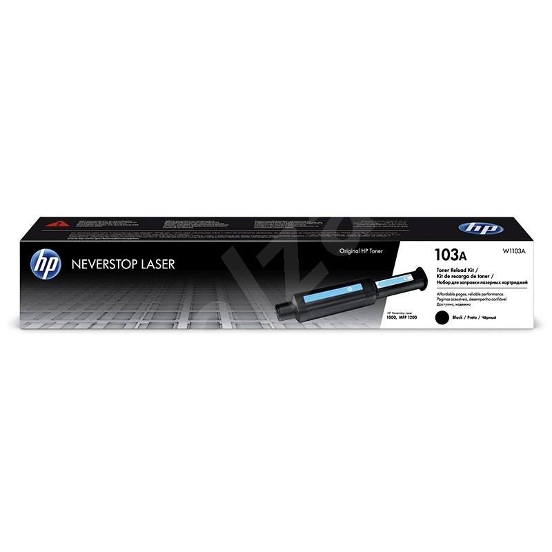 HP W113AD sz. 103AD 2-Pack fekete - Toner