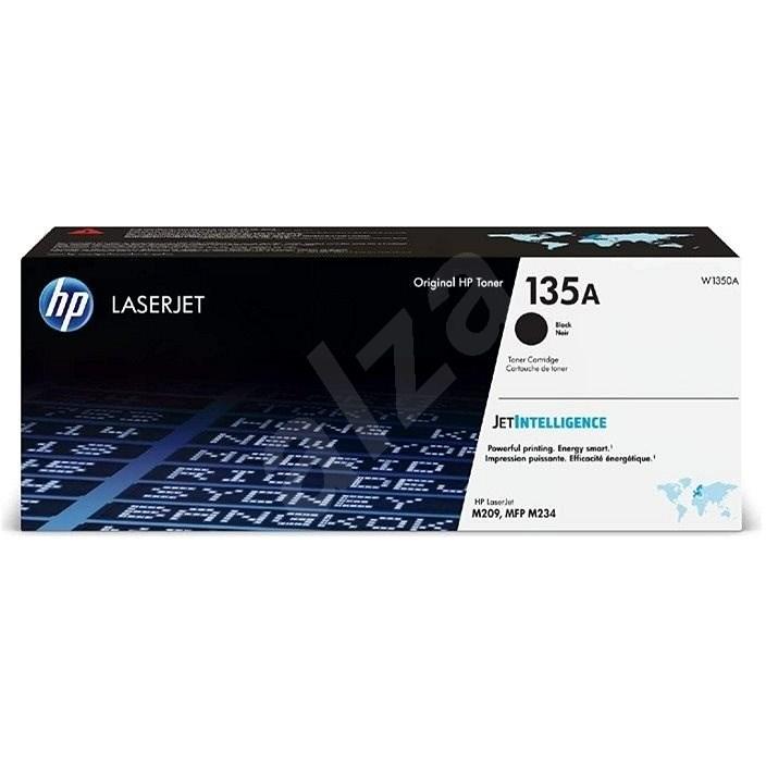 HP W1350A sz. 135A fekete eredeti - Toner