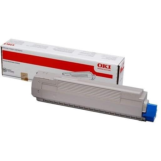 OKI 44059167 égszínkék - Toner