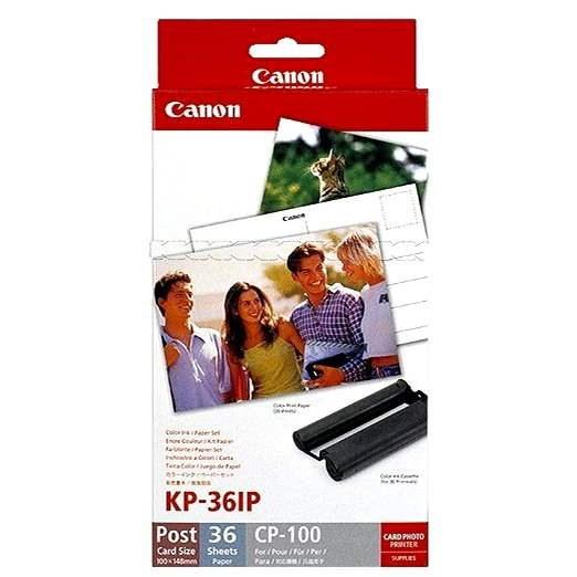 Canon KP-36IP - Papír és fólia