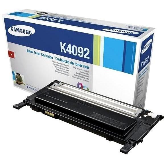 Samsung CLT-K4092S fekete - Toner