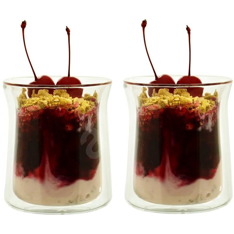 Aramoro Cappuccino, kettős falú, 200 ml, 2 db - Pohárkészlet