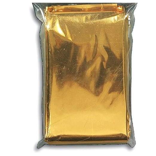 Tatonka Rettungsdecke, arany, - fólia
