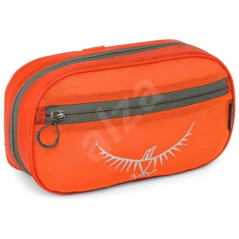 Osprey Ultralight Wash Bag Zip - poppy orange - Táska
