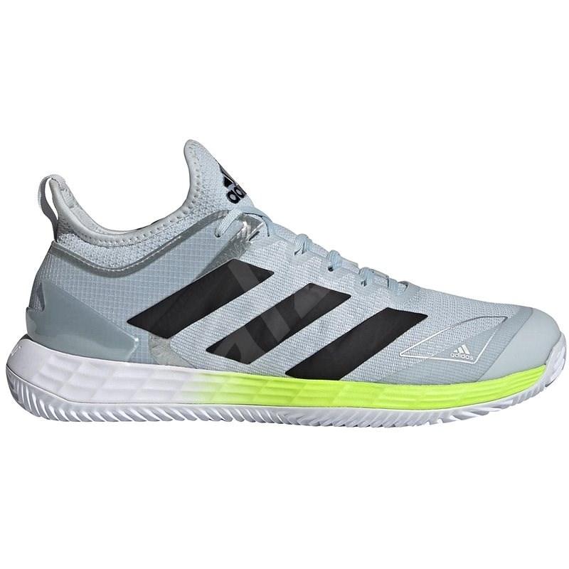 Adidas Adizero Ubersonic 4 szürke / fekete EU 42,67 / 263 mm - Teniszcipő