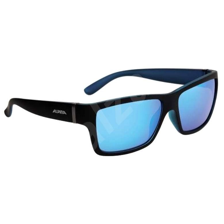 Alpina Kacey fekete matt-kék - Kerékpáros szemüveg