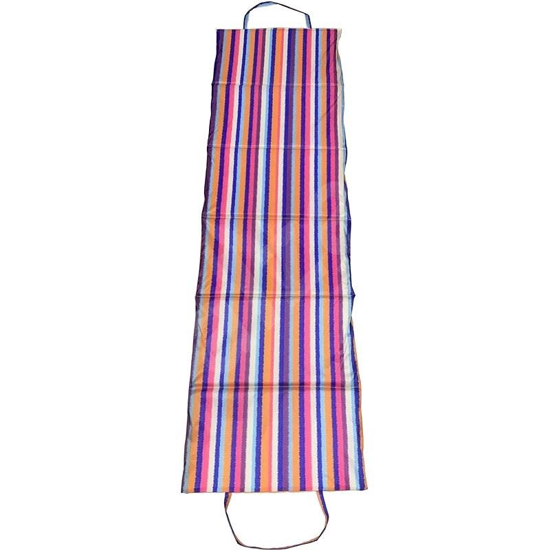 Acra Összecsukható strandmatrac - piros - Matrac
