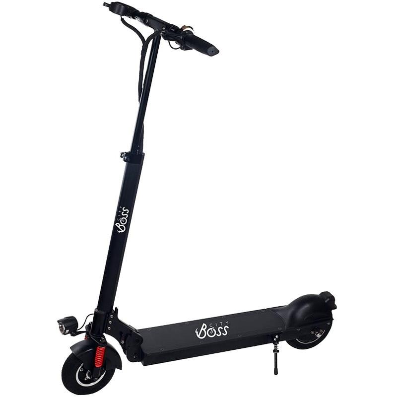 City Boss R3 fekete - Elektromos roller