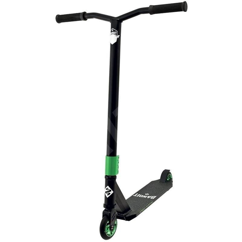 Street Surfing Bandit roller, zöld - Freestyle roller