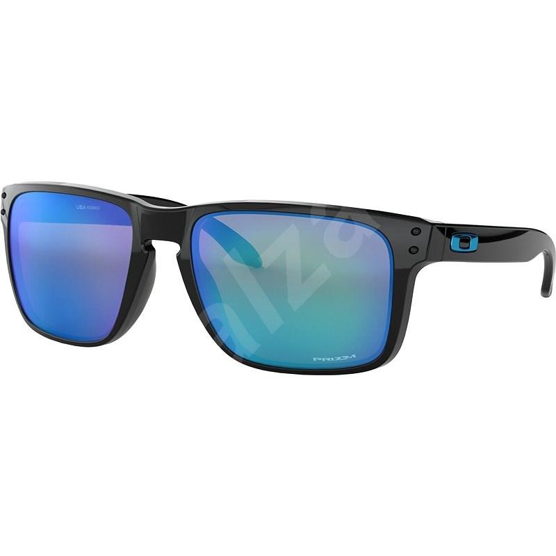 OAKLEY Holbrook XL Fekete w / PRIZM Sapph - Kerékpáros szemüveg