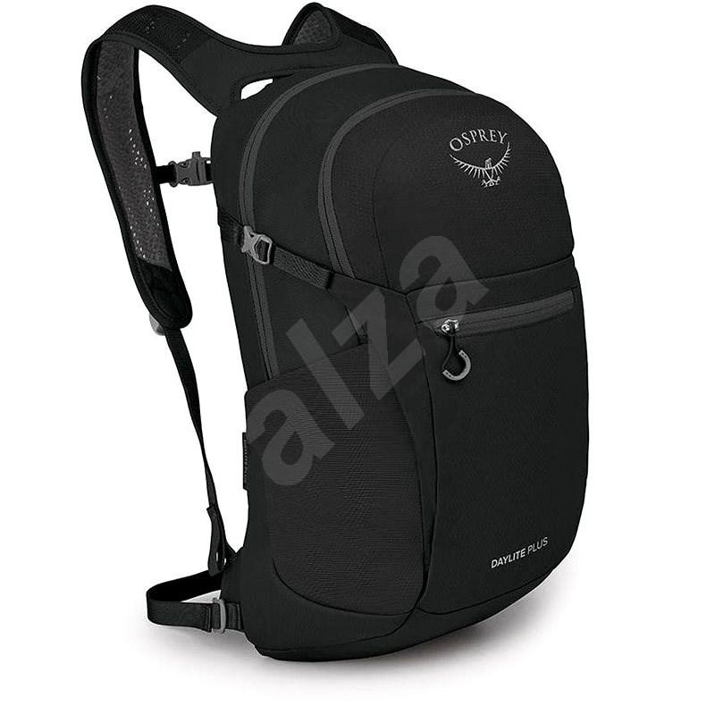 Osprey Daylite PLUS black - Városi hátizsák