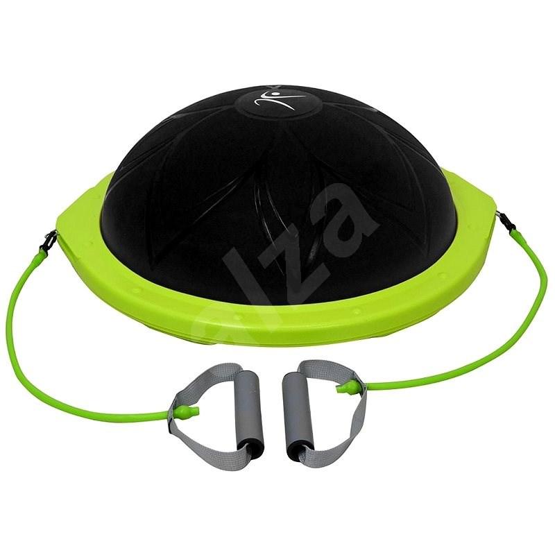 Lifefit Balance Ball 60 cm, fekete - Egyensúlyozó félgömb