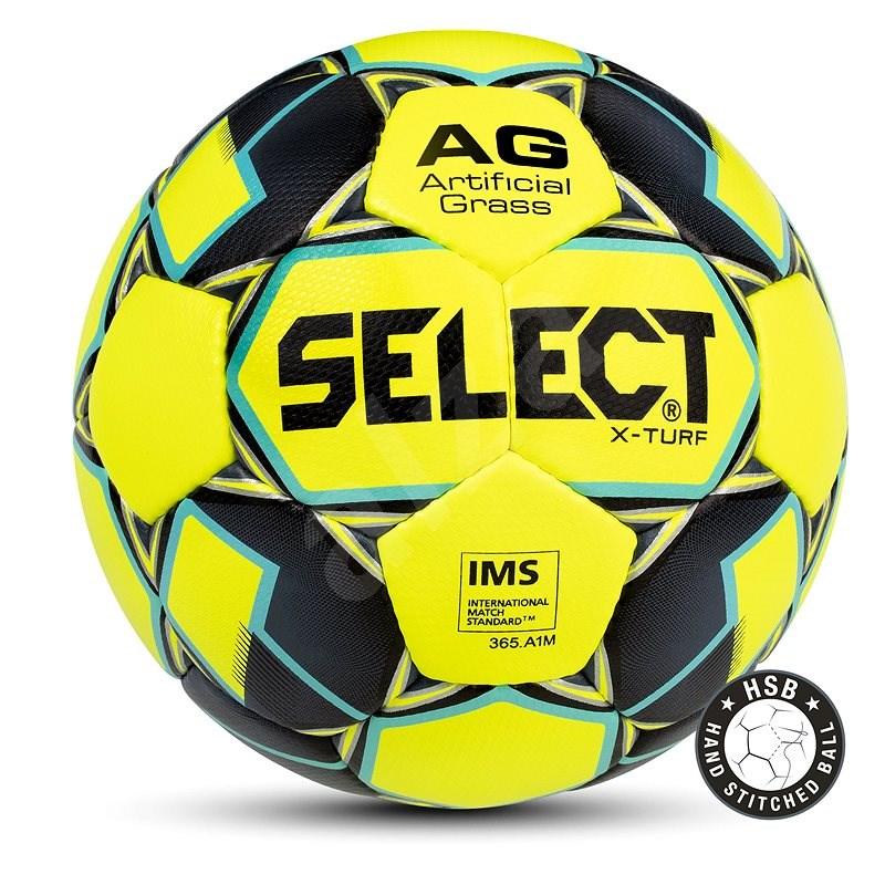 SELECT FB X-Turf, 4-es méret - Futball labda