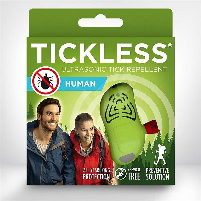 Tickless Human green - Riasztó