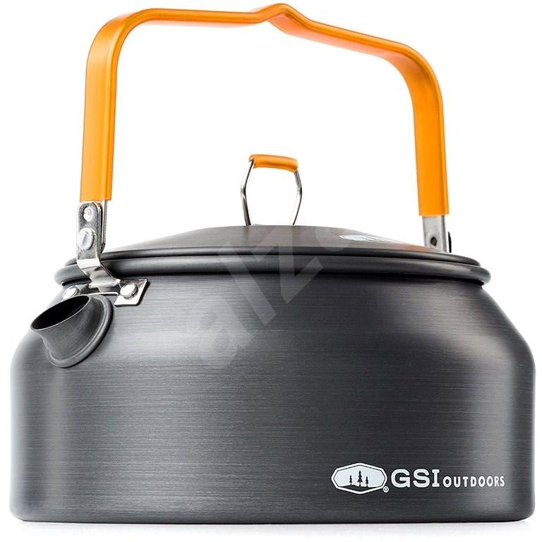 GSI Outdoors Halulite Tea Kettle 1l - Kemping edény