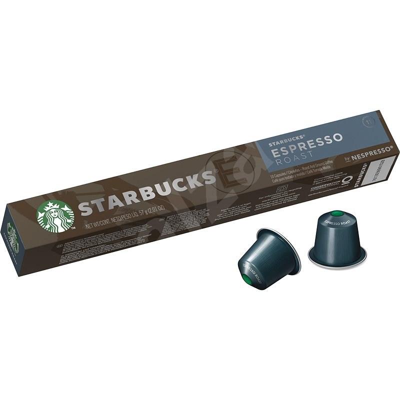 Starbucks by Nespresso Espresso Roast 10db - Kávékapszula