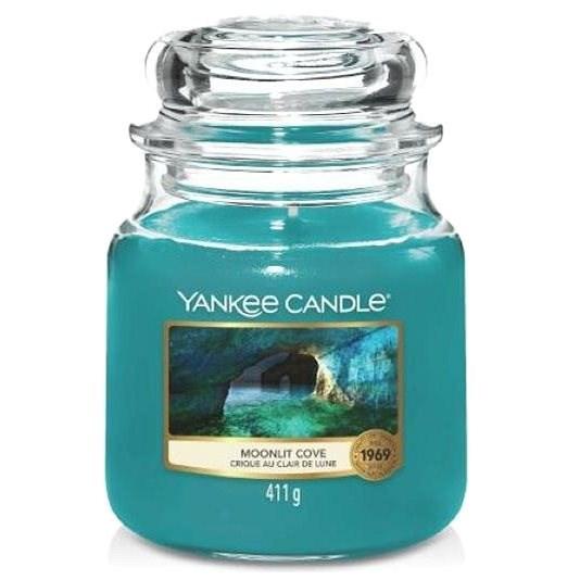 YANKEE CANDLE Moonlit Cove 411 g - Gyertya