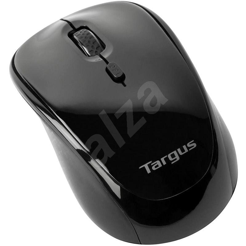 TARGUS Wireless Blue Trace Mouse Black - Egér