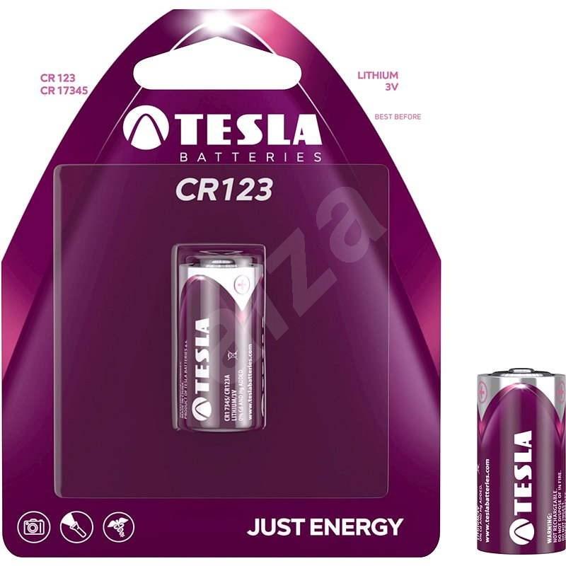 Tesla elemek CR17345 1db - Eldobható elem