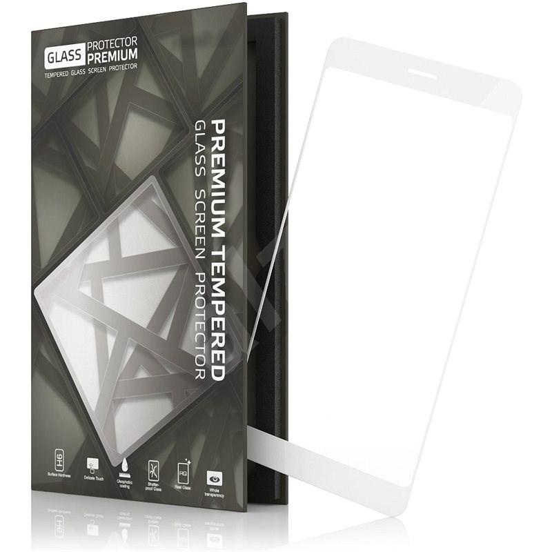 Tempered Glass Protector védőfólia Huawei P9 Lite (2017) fehér - Képernyővédő