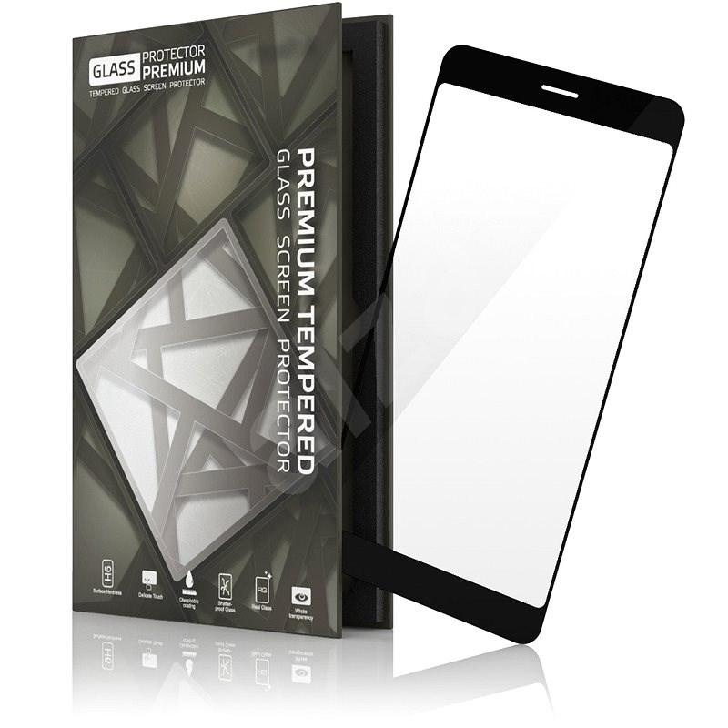Tempered Glass Protector védőfólia Samsung Galaxy J7 (2017) fekete - Képernyővédő