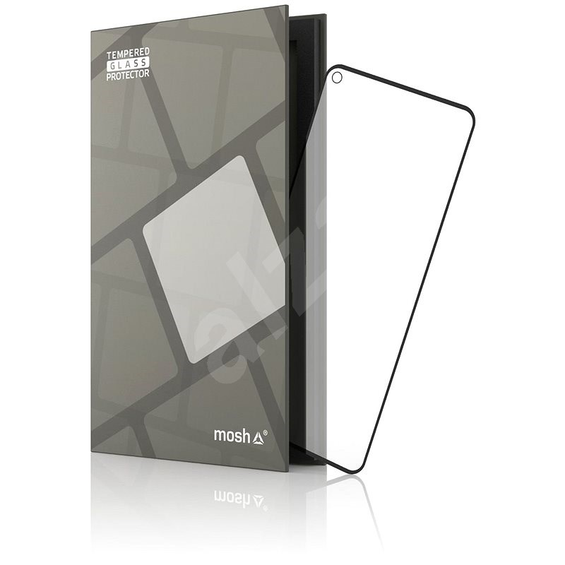 Tempered Glass Protector Honor 20/ 20 Pro készülékhez - keretes - Képernyővédő