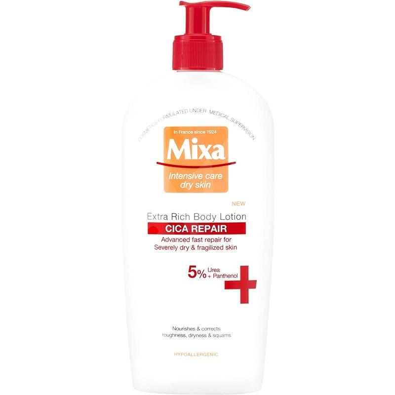 MIXA Cica Repair Extra Rich Body Loation 400 ml - Testápoló