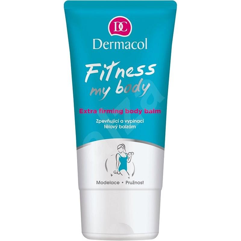 DERMACOL Fitness my Body Feszesítő és karcsúsító balzsam 150 ml - Testápoló