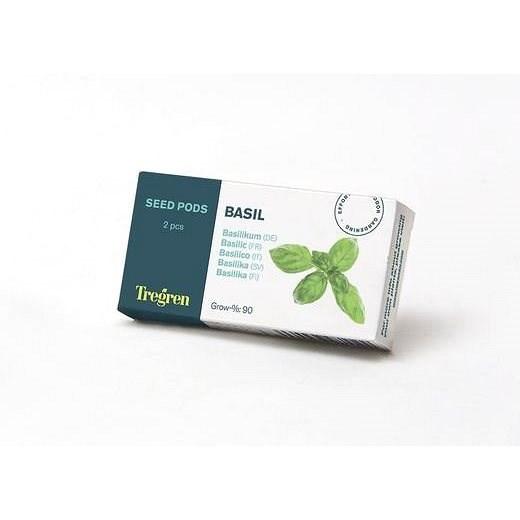 TREGREN bazsalikom (vetőmag, 2 db) - Gyógynövény