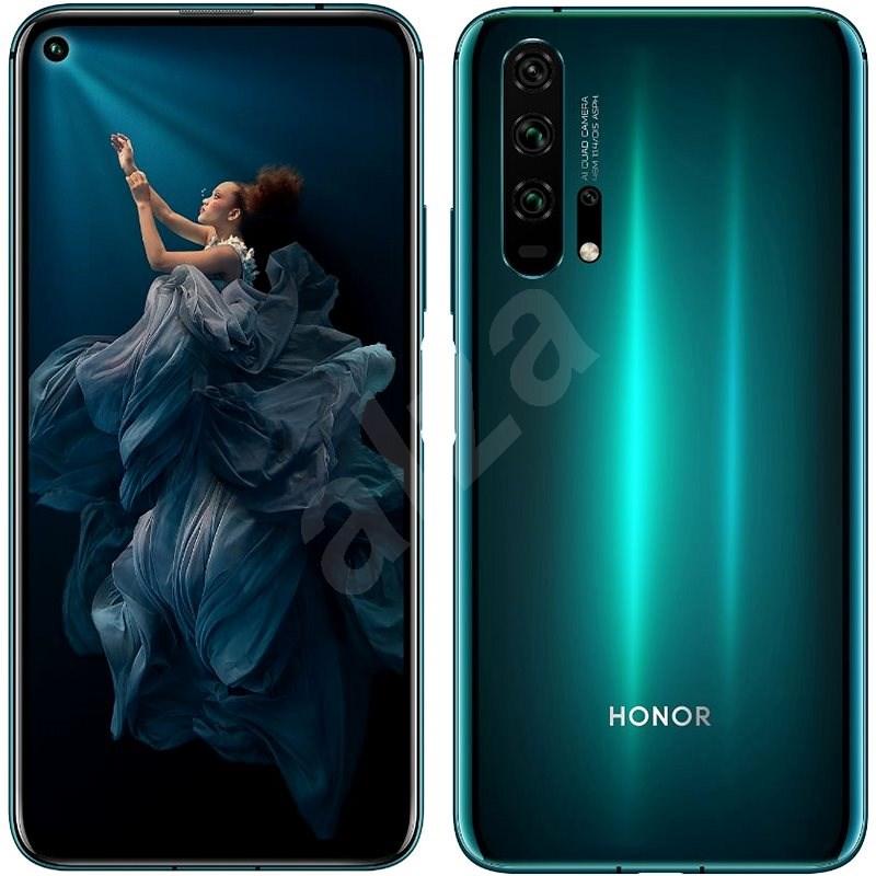 Honor 20 Pro kék - Mobiltelefon