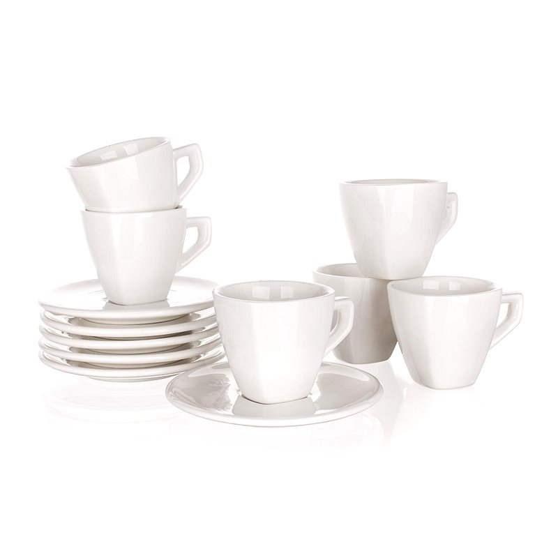 BANQUET ALBA kávéskészlet A02882 - Csésze + csészealj