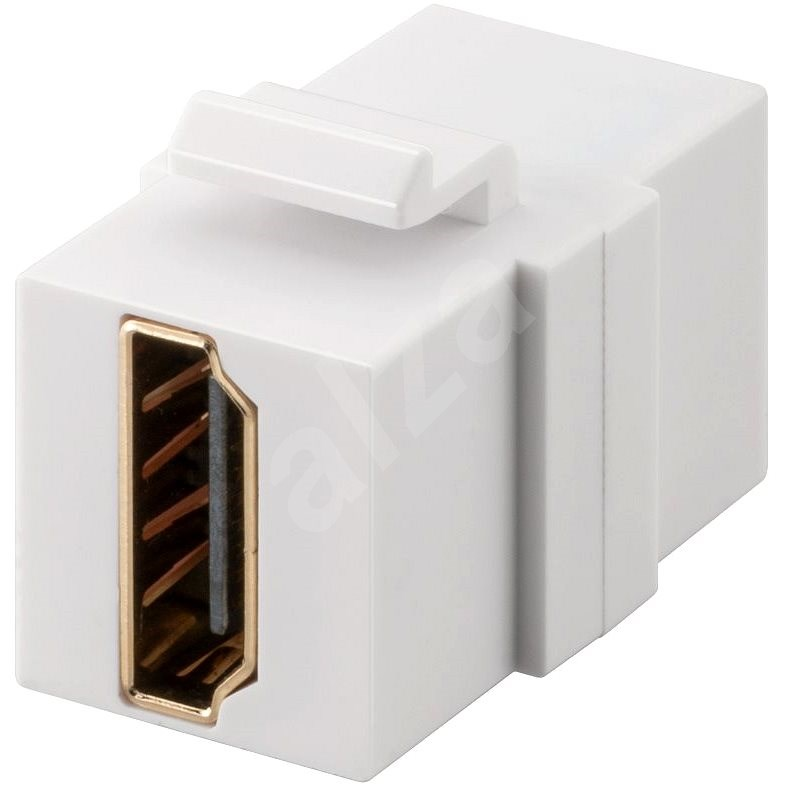 PremiumCord HDMI A, HDMI, F / F - Keystone